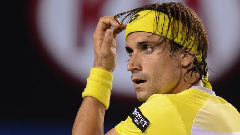 David Ferrer: Won in three sets in Buenos Aires