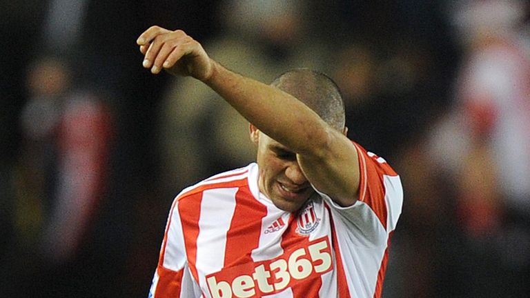 Jon Walters: Will not be bottling it in future despite horror game