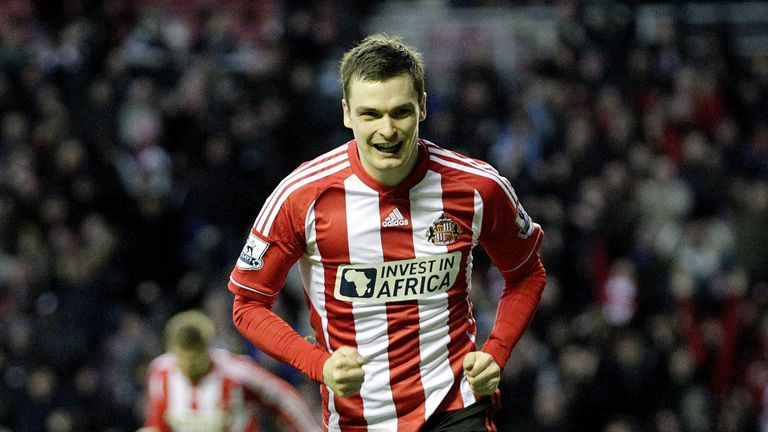 Adam Johnson: Seeking consistent form at Sunderland