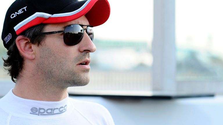 Timo Glock: Will now be racing tin-tops in 2013
