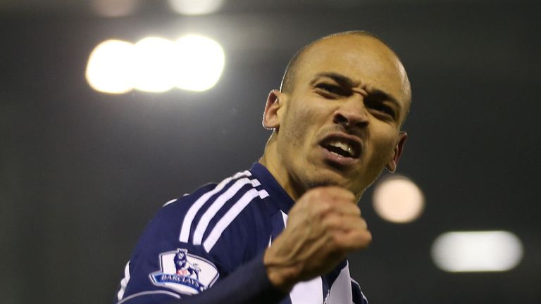 Peter Odemwingie: Striker wants to leave West Brom