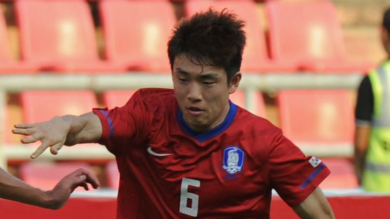 Yun Suk-young: Determined to make his mark in the Premier League