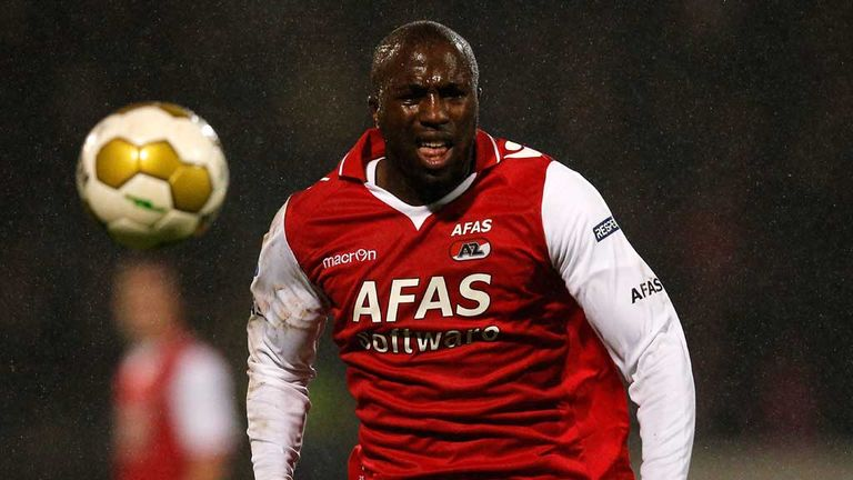 Jozy Altidore: On target for AZ in shock win over Ajax