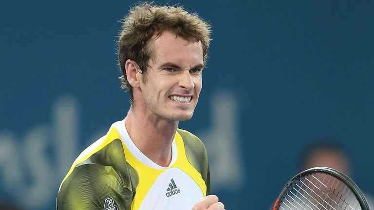 Andy Murray: Wary of Dimitrov