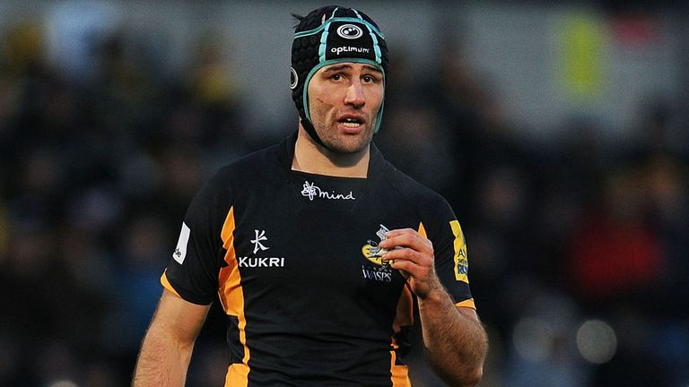 Chris Bell: Has signed new deal with London Wasps