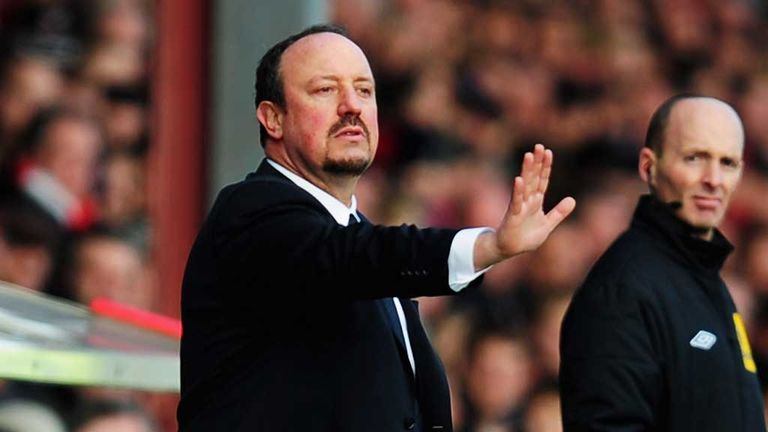 Rafael Benitez: Focused on football
