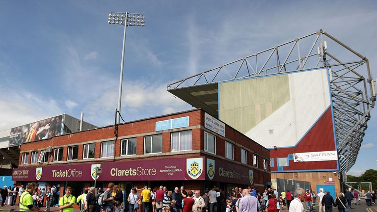 Turf Moor: Bought back by the club