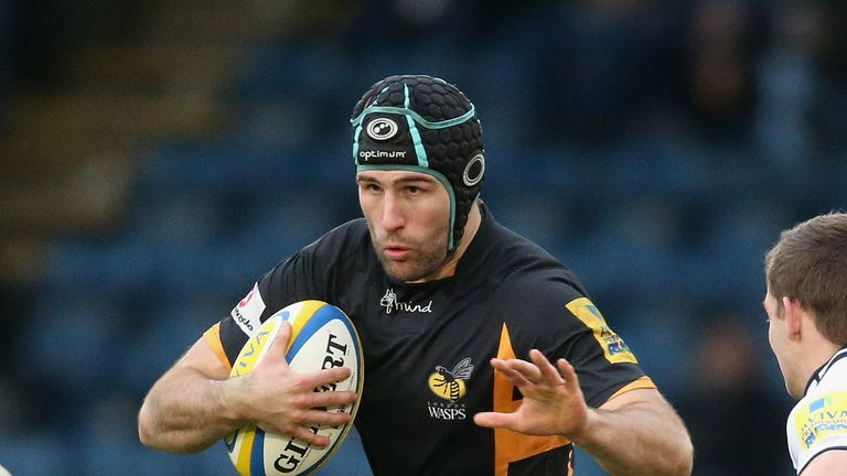 Chris Bell: New Wasps captain