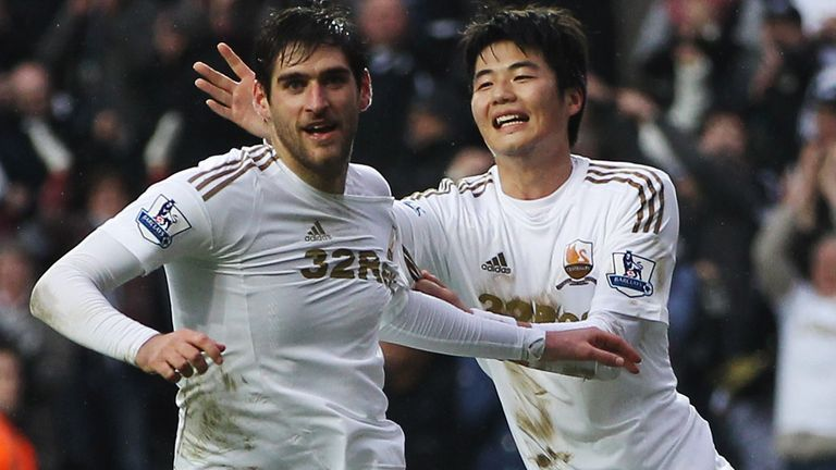 Danny Graham: Four goals in four games is an impressive return for the Swansea striker