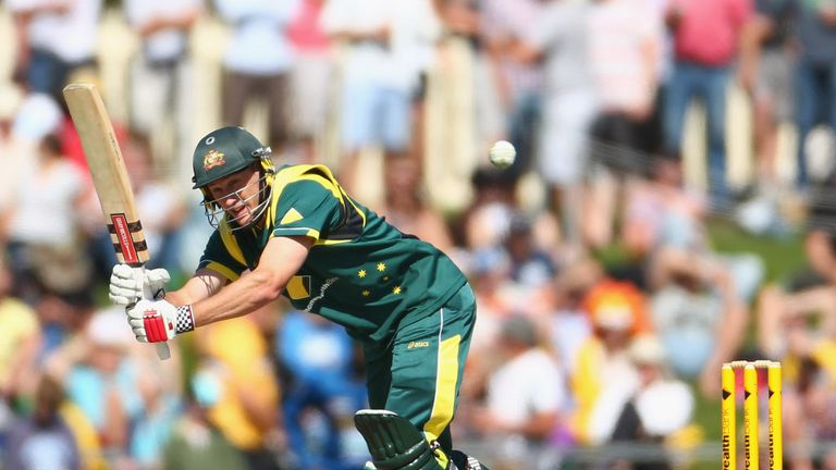 David Hussey: Will captain Nottinghamshire Outlaws