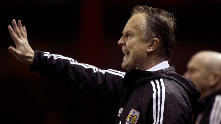 Sean O'Driscoll: Allows two youngsters to leave on loan