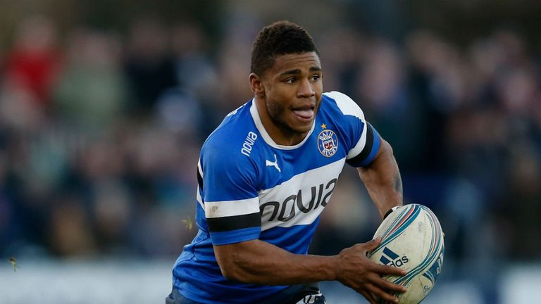 Kyle Eastmond: Created two tries against Worcester
