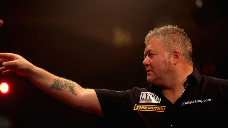Darryl Fitton: Knocked out top seed Stephen Bunting with a 4-2 win