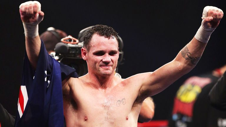 Daniel Geale: Avenged his defeat by Anthony Mundine