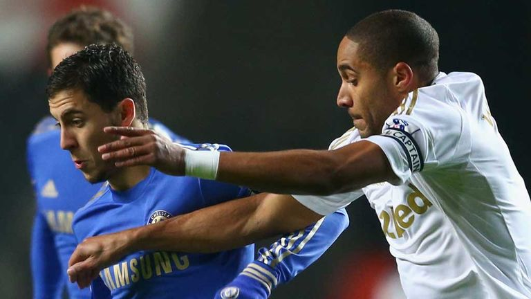 Ashley Williams: 'At times tonight it was like a bar fight'