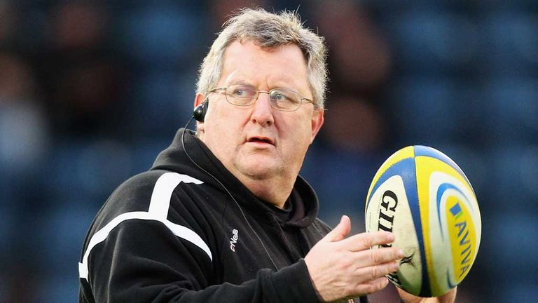 John Kingston: Quins coach feels Stoop pitch to blame for below-par performence