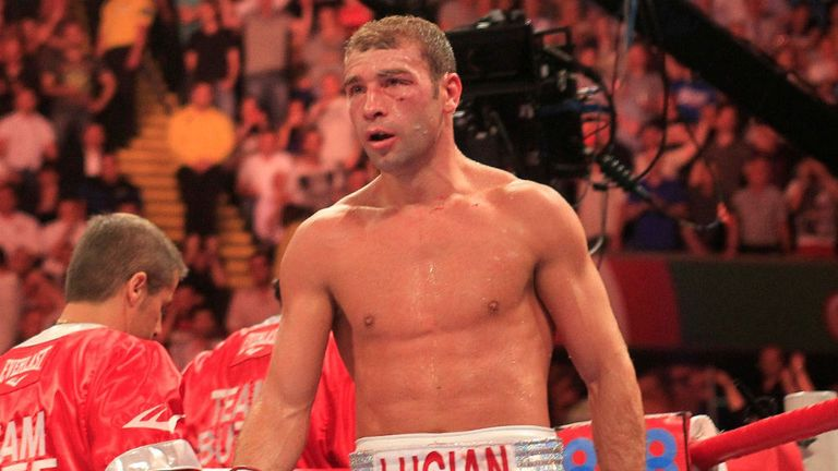 Lucian Bute: A rematch with Froch could have three belts on the line (Lawrence Lustig)