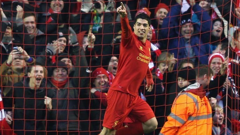 Luis Suarez: Shares Brendan Rodgers' vision for the future at Liverpool