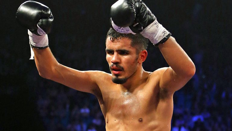 Miguel Vazquez: Has bounced back from early losses to Saul Alvarez