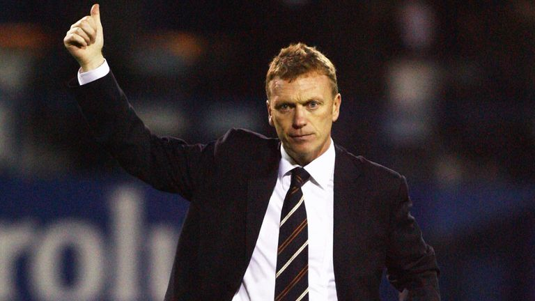 David Moyes: Everton manager to celebrate 500 games at the helm