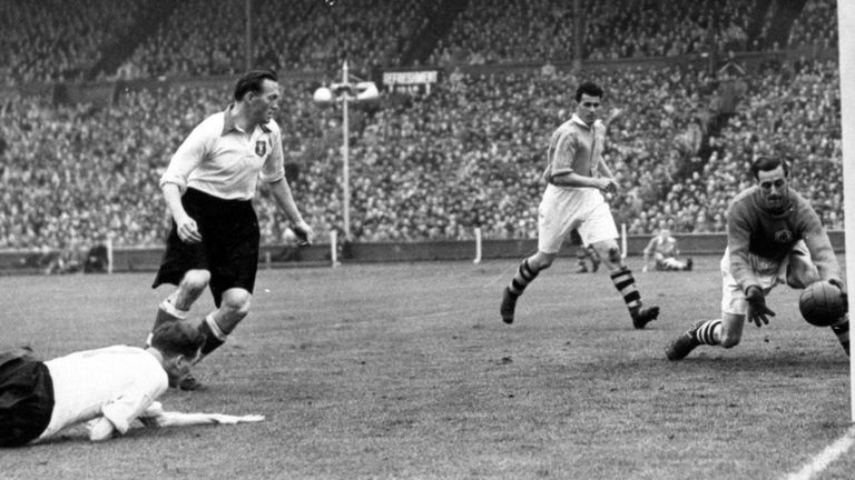 Jimmy Payne: Played for Liverpool in the 1950 FA Cup final