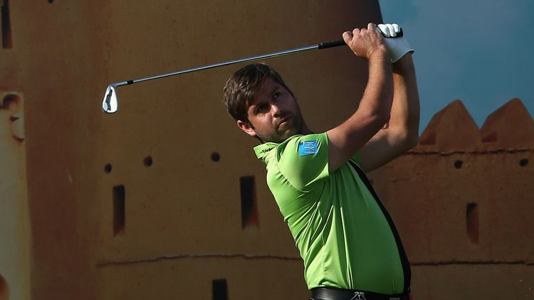 Robert Rock: Defending champion pulls out of Abu Dhabi Championship