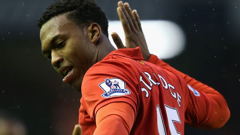 Daniel Sturridge: Has started life with Liverpool brilliantly