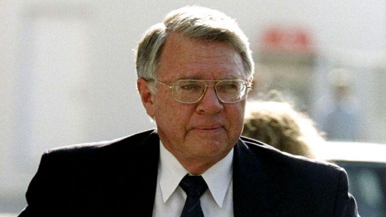 Peter van der Merwe: Former South Africa captain