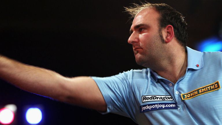Scott Waites: Seeded third for this year's BDO event at Frimley Green