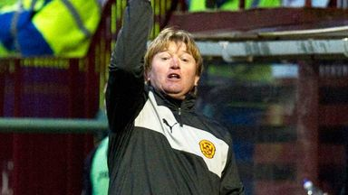 Stuart McCall: Happy to take the points