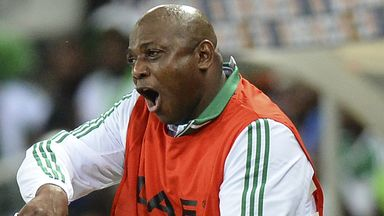 Stephen Keshi: Has rescinded his resignation