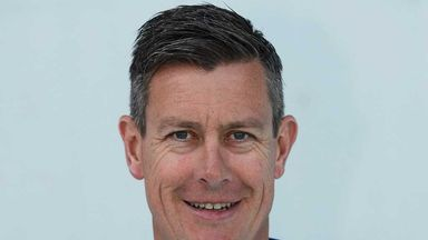 Ashley Giles: Remaining upbeat despite ODI series defeat in India