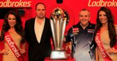World Darts Championship: Phil Taylor ready for first night match at Alexandra Palace