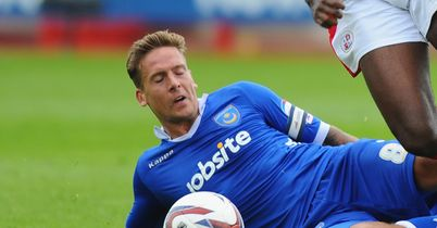 Howard: Parts ways with Pompey