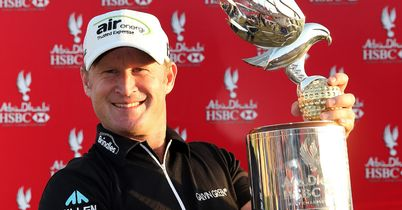 Jamie Donaldson: Closing 68 gave him victory by a shot