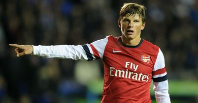 Andrey Arshavin: Could be heading out of Arsenal in the near future