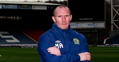 Michael Appleton: Blackburn boss offers players advice
