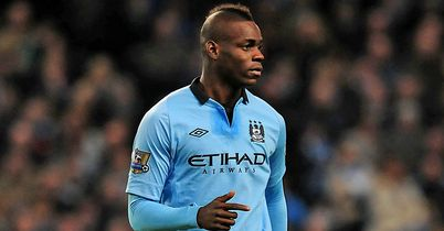 Mario Balotelli: Not a bad apple, says agent