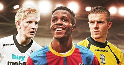 Wilfried Zaha: Retains place as Championship's top star