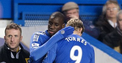 Demba Ba and Fernando Torres: Fully fit and in contention for starting berths