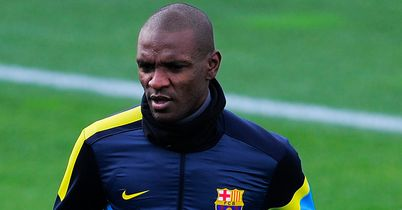 Eric Abidal: Cleared to resume playing in December