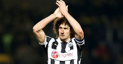 Fabricio Coloccini: In talks over future
