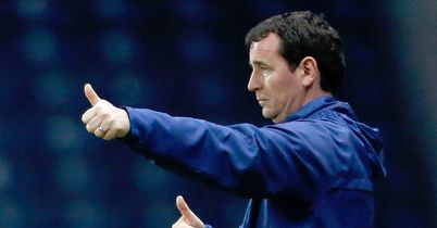 Gary Bowyer: Has had an impressive stint as caretaker boss