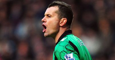 Shay Given: Aston Villa goalkeeper has extended Middlesbrough loan