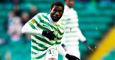 Rabiu Ibrahim: Unable to break into the Celtic first-team on regular basis