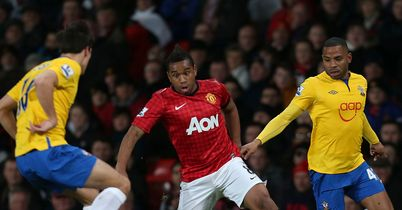 Anderson: Manchester United midfielder claims he has tried in vain to leave