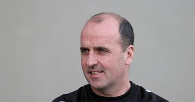 Paul Cook: Has Chesterfield in a good position