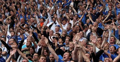 Pompey: Fans stand by their club