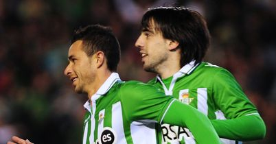 Ruben Castro: Had given Real Betis the lead