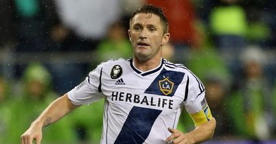 Robbie Keane: A big hit in LA